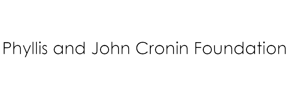 Phyllis and John Cronin Foundation
